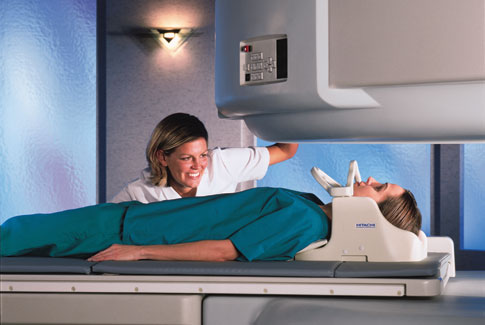 Hitachi ALTAIRE Completely Open MR Unit 2